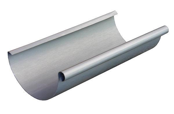 fabricación de canalones de cinc