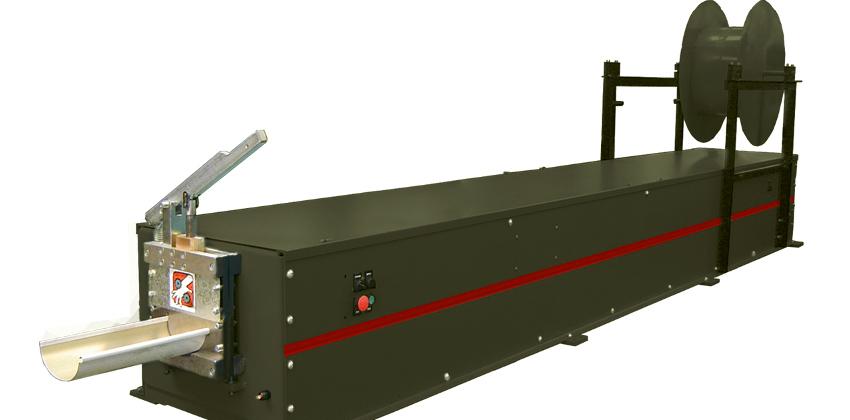3 Modelos De Máquinas Para Hacer Canalones Pluviales
